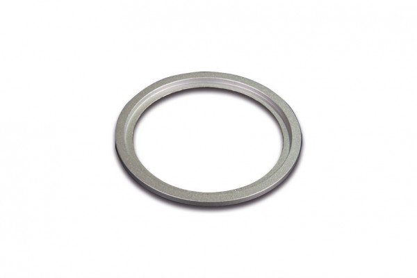 Adapter ring SR 68 round matt chrome