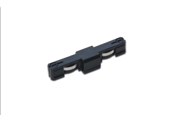 LED Track Connector black