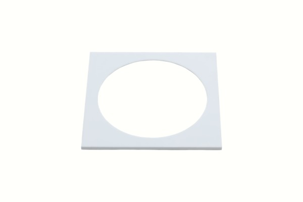 Adapter ring SR 68 square white