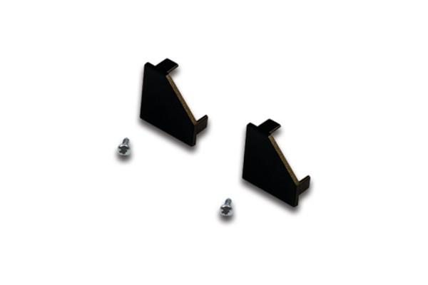 Front cover LED Corner Profile 19mm