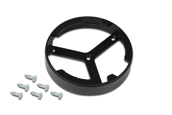 Mounting ring R 68 black