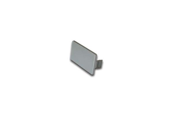 Stirndeckel LED Abdeckprofil 25mm