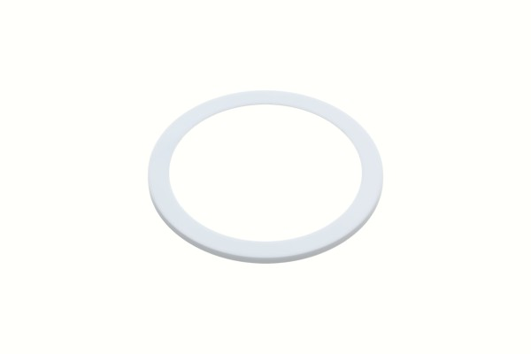 Adapter ring SR 68 round white