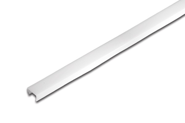 LED Cover Profile H 15mm 1m highly matt