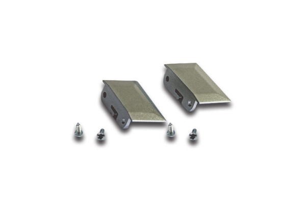 Front cover LED Milled Profile 24mm