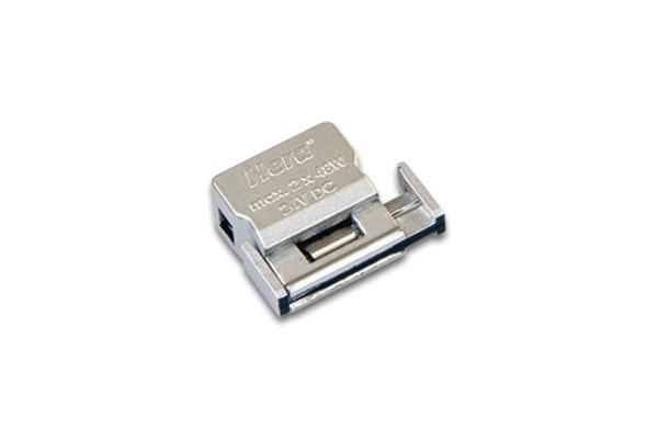 Track adapter anodized aluminium