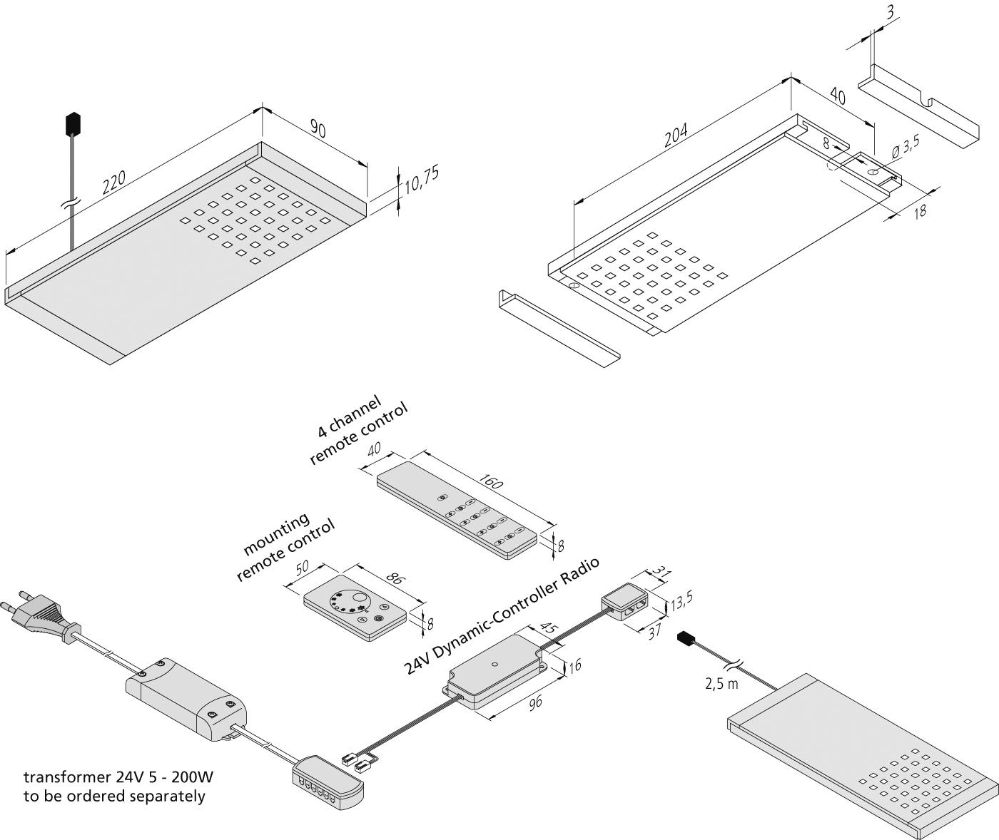 Preview: Dynamic-LED-L-PAD_vec_en