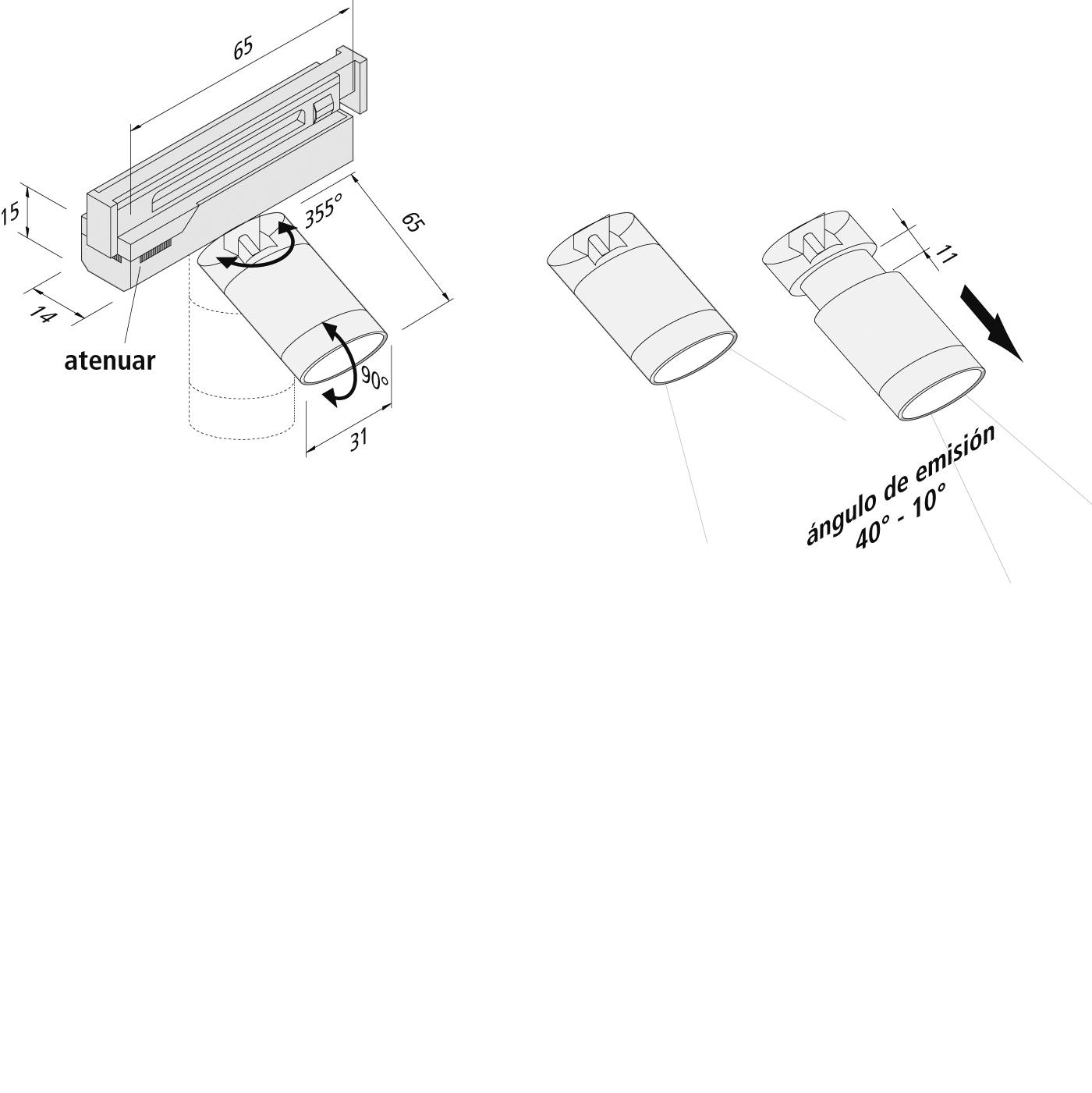 Vista preliminar: LED-Track-Spot_VKH_es