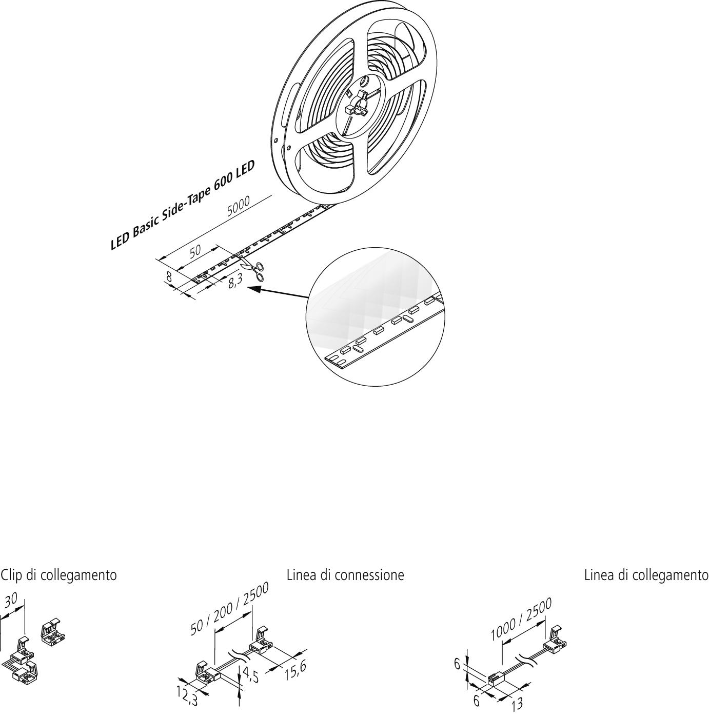 Anteprima: LED-Basic-Side-Tape_it