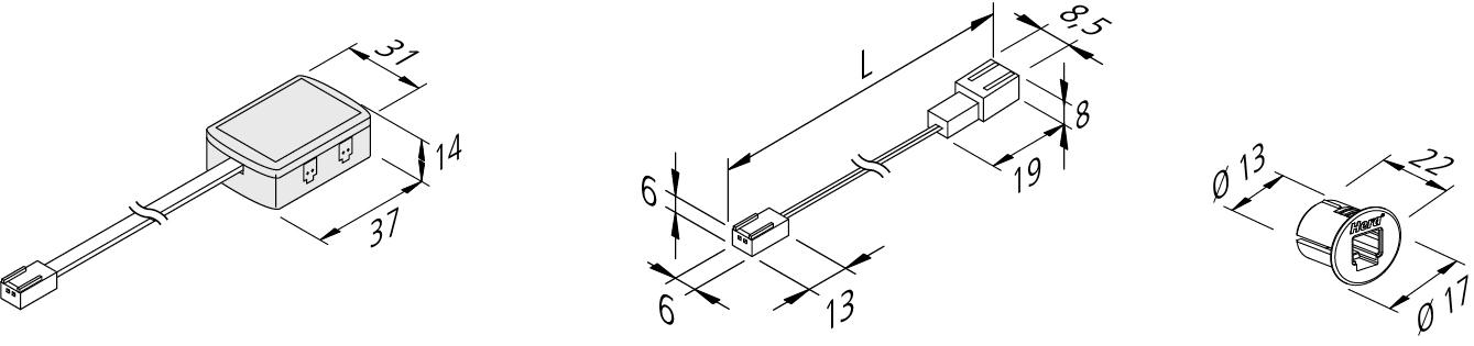 Preview: LED-24-Stecksystem_ZA