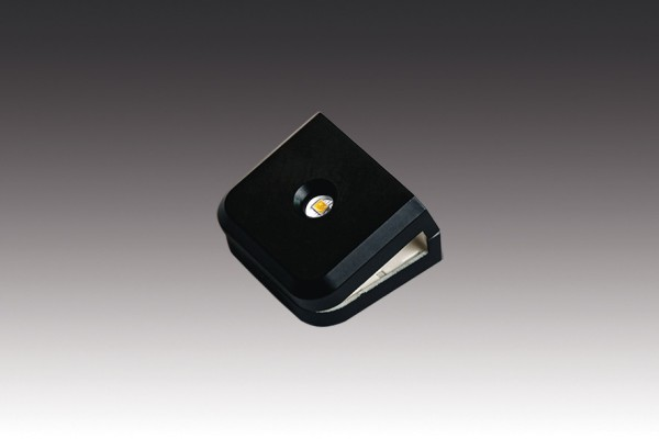 LED Glass Clip