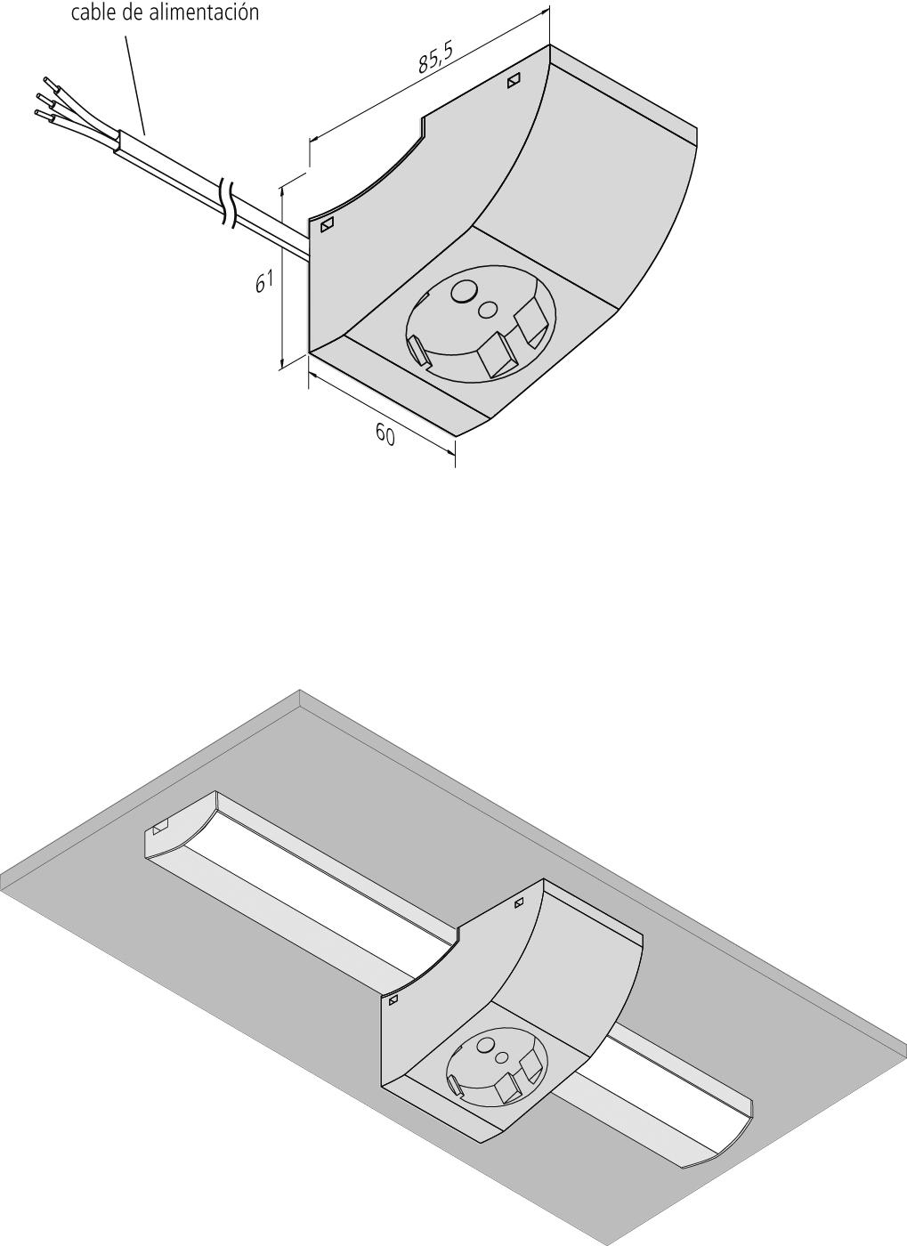 Vista preliminar: Steckdose-LED-ModuLite-F_es