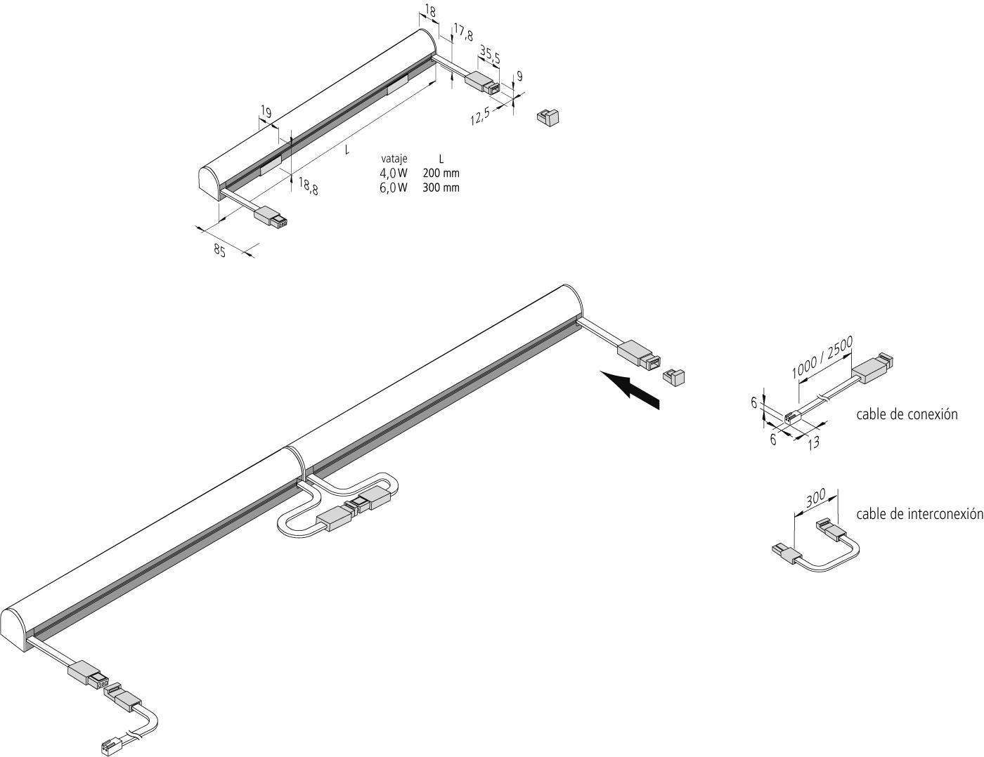 Vista preliminar: LED-Evo-Stick-F_3D_es