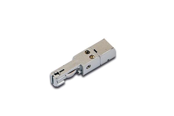 Track feeder element anodized aluminium