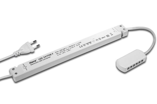 Trafo LED 24/ 75W F DC 24V