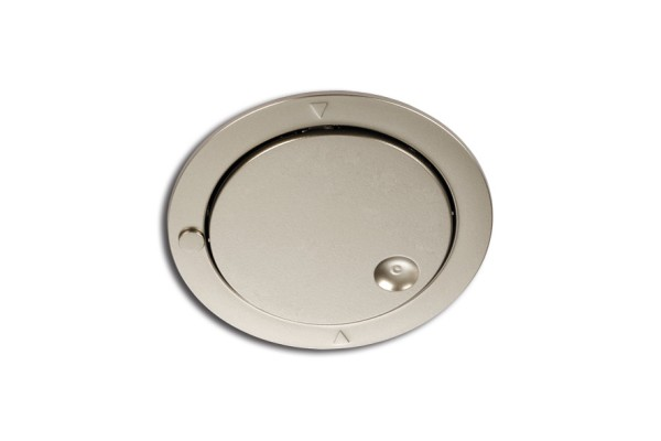ARF dimmer (1-10V) stainless steel look