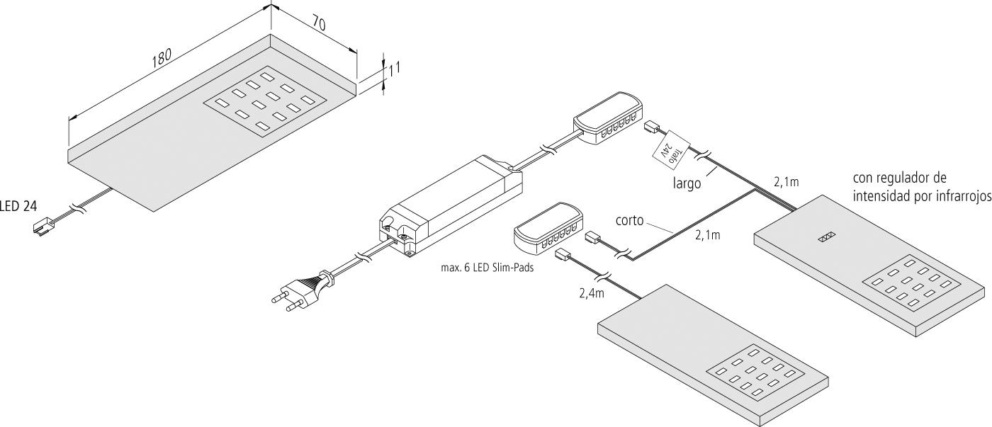 Vista preliminar: LED-Slim-Pad_vec_es