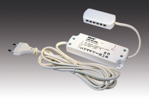 Trafo LED 24/ 15W DC 24V